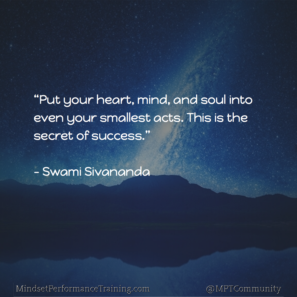 Pin By Dana S On To Lead Secret To Success Mindfulness Inspirational Quotes