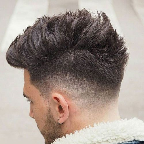 Wide Mohawk Spiked Hair Cool Short Hairstyles Spiked Hair Hair Styles