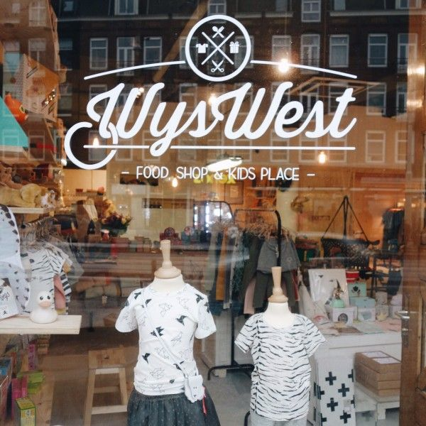 Shopping with kids at Wijs West | Amsterdam | Instagrambloggers.nl