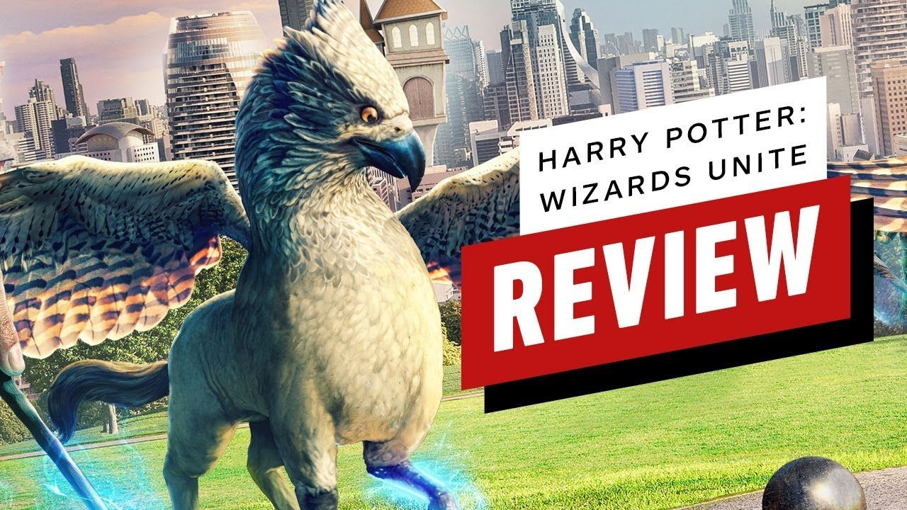 Harry Potter Wizards Unite Review Youtube Harry Potter Harry Potter Wizard Potter