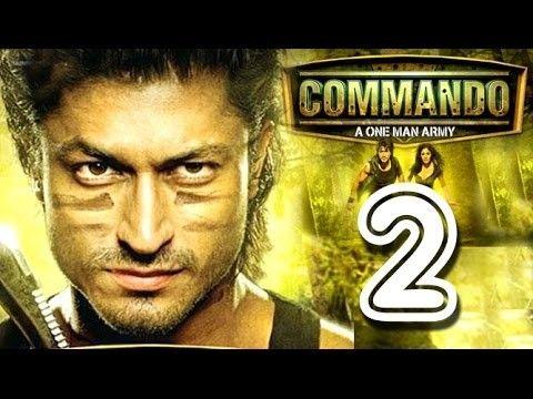 Commando   Hindi Full Hd P