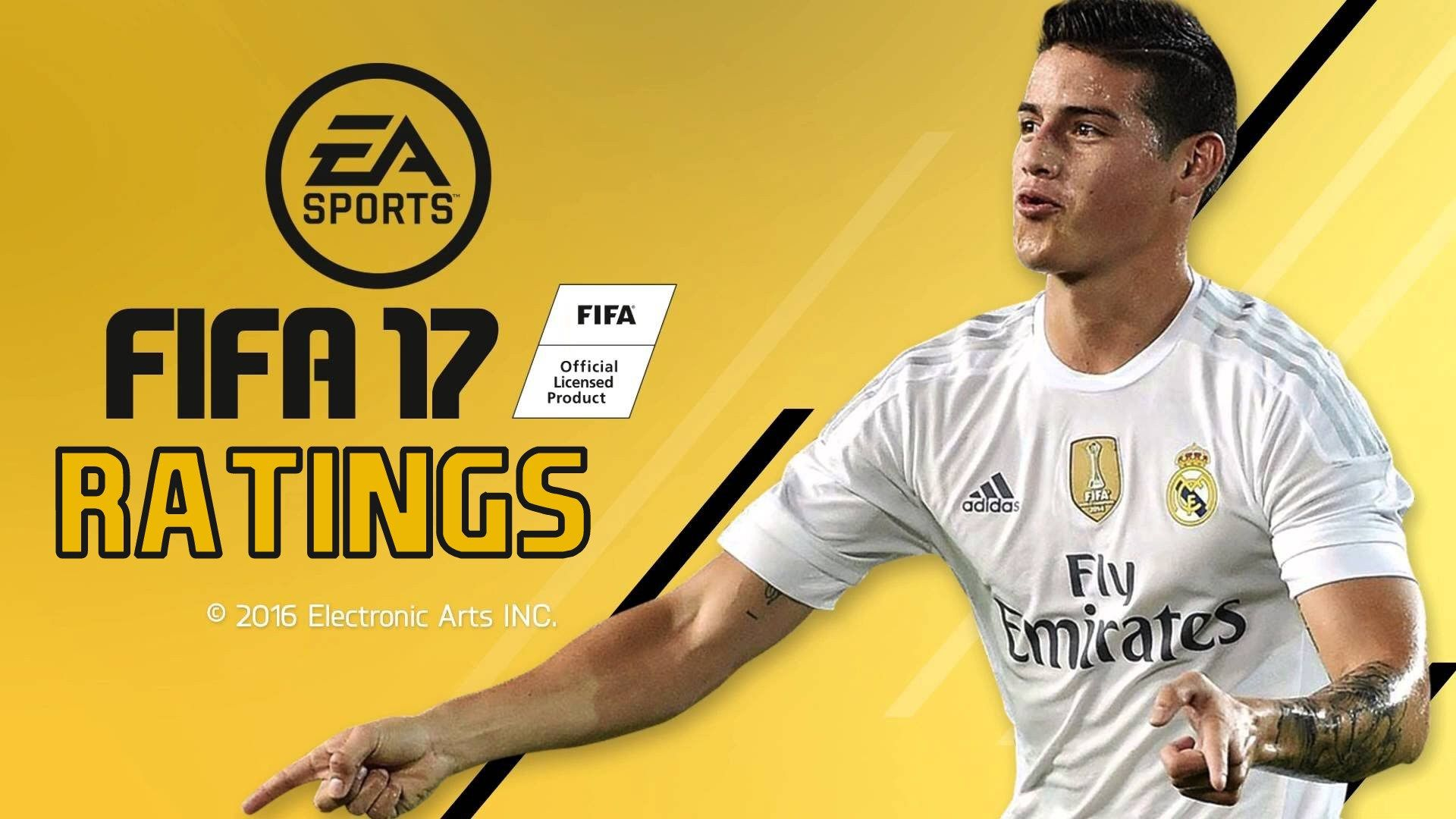 The new FIFA 17 releasing this September