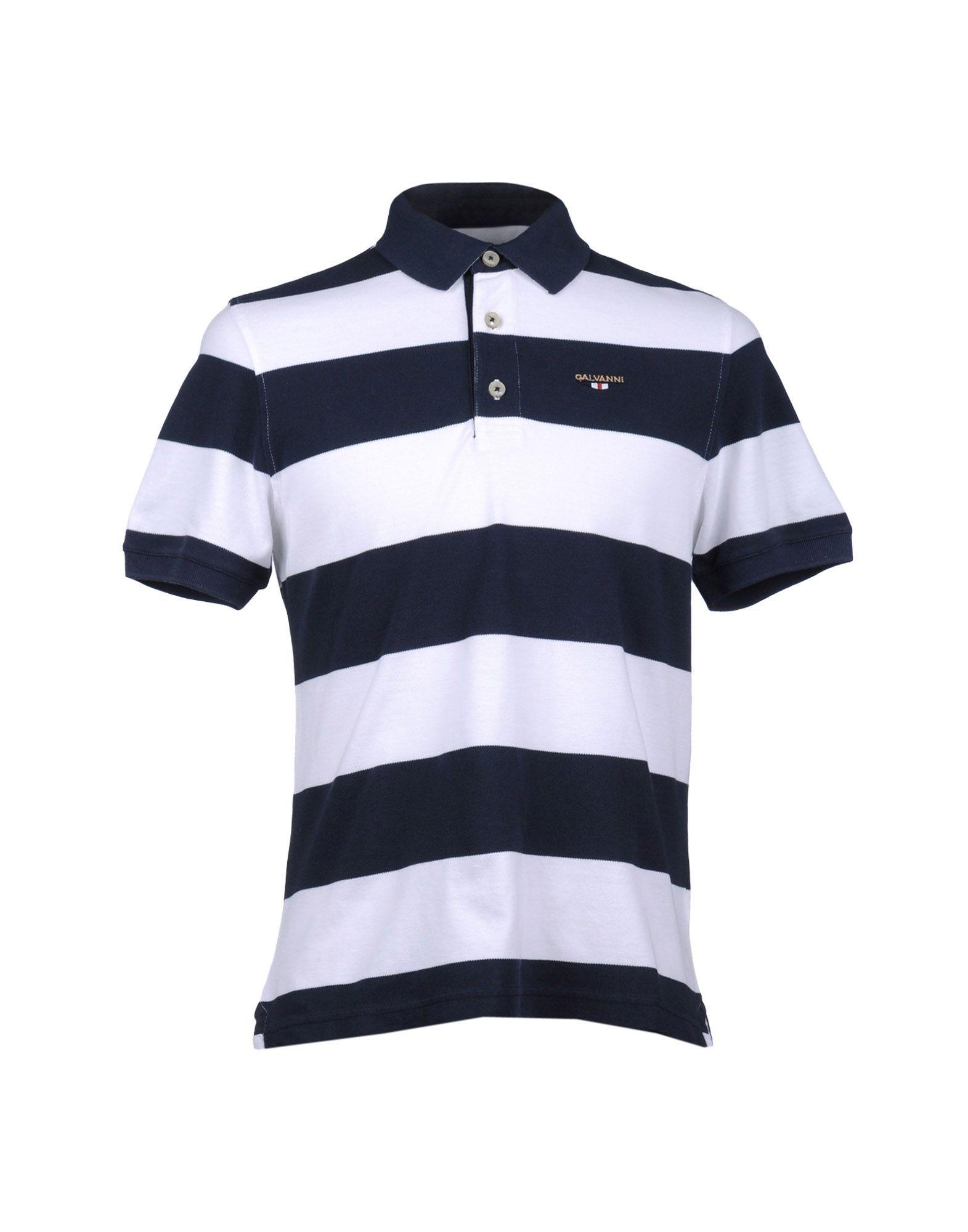 4f86bac5 Galvanni Polo Shirt - Men Galvanni Polo Shirts online on YOOX United States