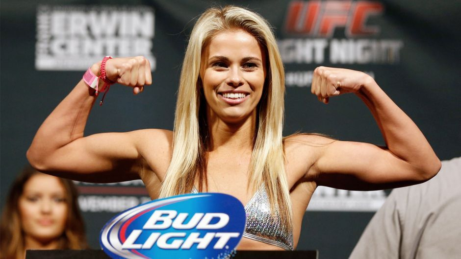 UFC star Paige VanZant shares new steamy photos from her
