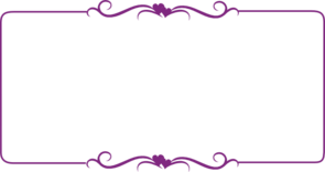 Purple Swirl Border Shared By Damian Mihaela 04 10 2012
