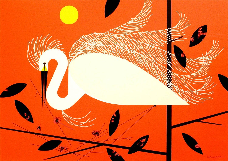 Charley Harper - Pesquisa Google   dibujos   Pinterest   Tropical y ...