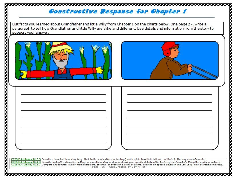 Free teaching resources for stone fox reading graphic
