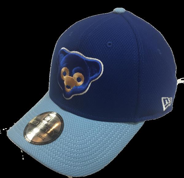 3e85e6e4043 Chicago Cubs 1972-78 Logo Diamond Era 39THIRTY Flex Fit Hat By New ...