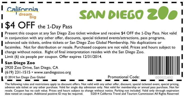 Pin By Ann Coupons On San Diego Zoo Coupons Zoo Coupons San Diego
