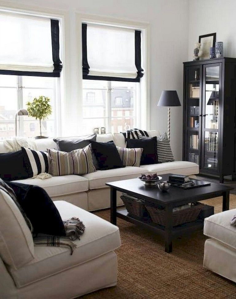 10+ Amazing White And Cream Living Room Ideas