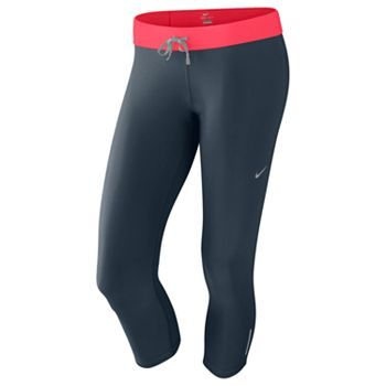 Nike Relay Performance Crop Leggings Kohls Womens Capris Active Wear For Women Fitness Fashion