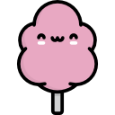 Cotton Candy Dessert Food Sweets Icon Download On Iconfinder Cotton Candy Candy Desserts Sweets