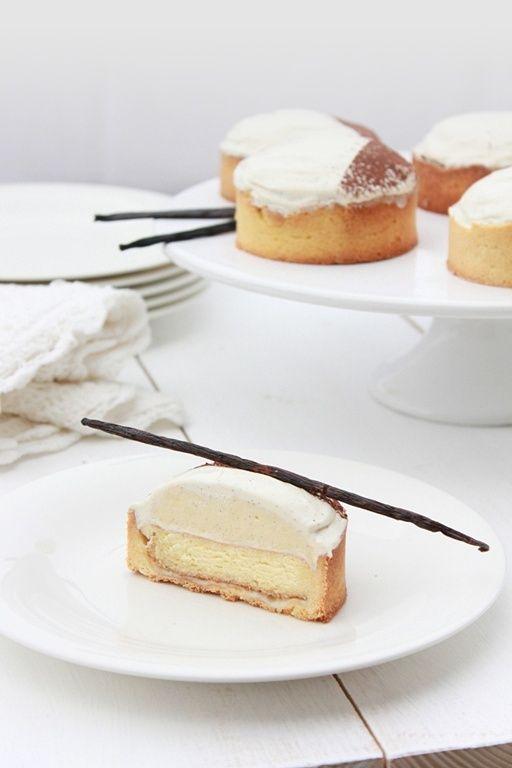 pierre herm 39 s vanilla tart cake pinterest torten k chenschlacht und pie rezepte. Black Bedroom Furniture Sets. Home Design Ideas