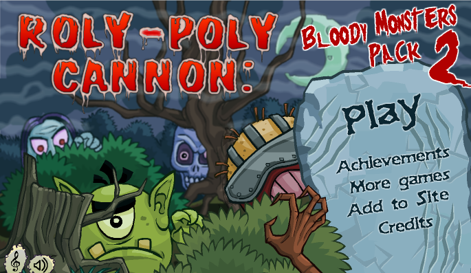 RolyPoly Cannon Fun games, Play online, More games