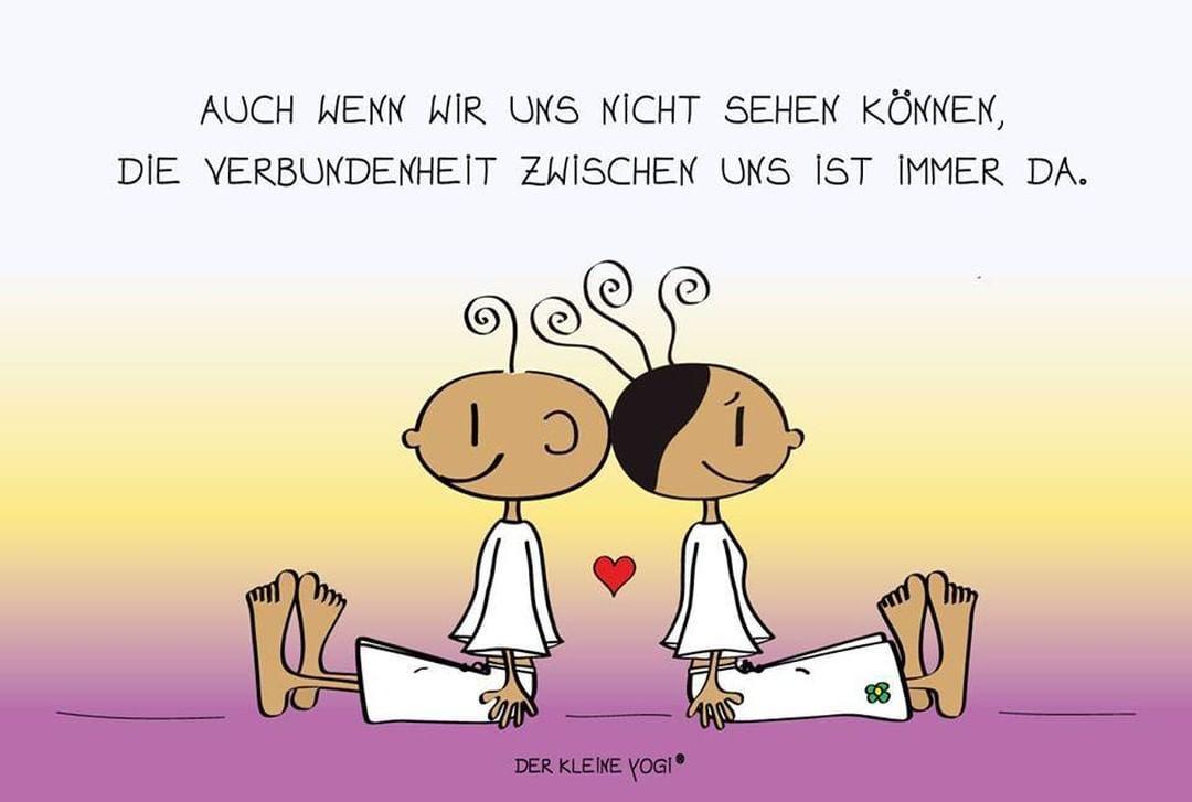 #derkleineyogi #liebe #freundschaft #verbundenheit #