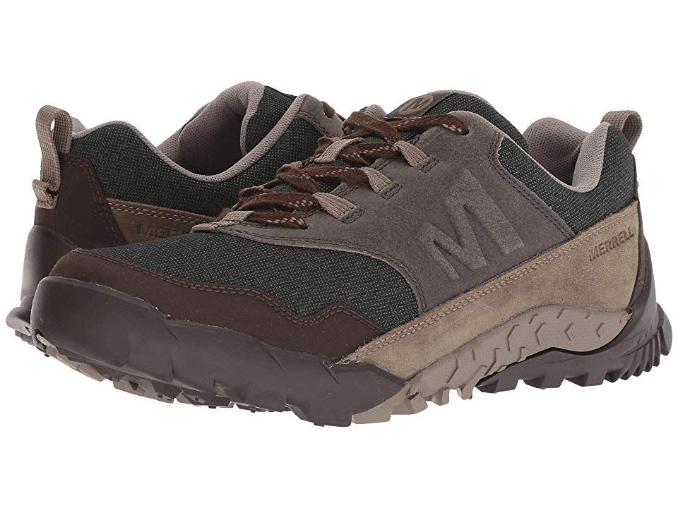 f43c391d019 Merrell Annex Recruit Men's Lace up casual Shoes Canteen | Products ...