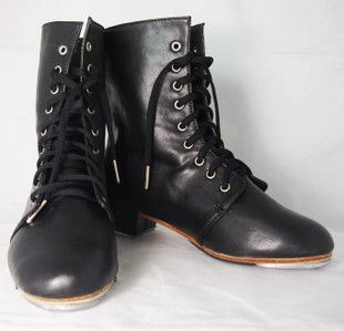 a93c57dd5 Customize cowhide PU stepdames shoes child gaotong stepdames boots ...