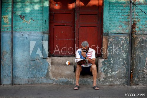 Outbreak of coronavirus disease (COVID-19) in El Salvador - Buy this stock photo and explore similar images at Adobe Stock