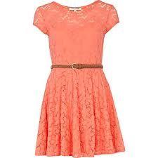 Resultado De Imagen Para Vestidos Cortos Con Encaje Color