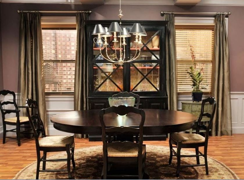 Alicias apartment dining room on Good Wife Room pictures Room