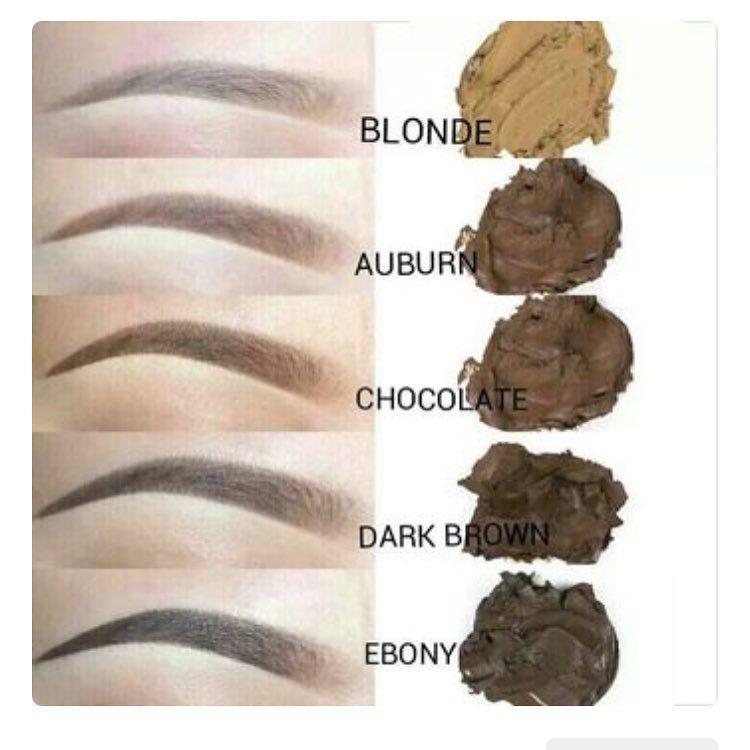 """#ABH""   How to color eyebrows, Eyebrow shading"