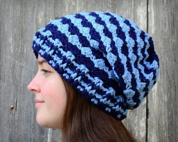 83759cbce9d Crochet slouch hat