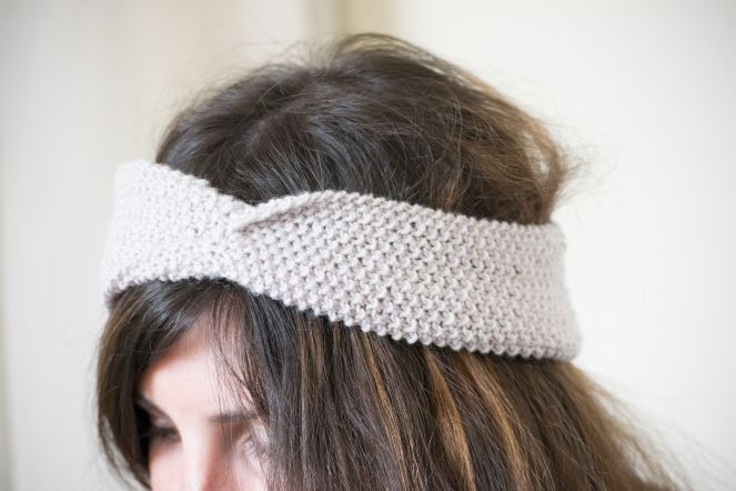 low priced uk availability check out Tuto headband - Hiver - Tricot - Knitting - Point de riz ...