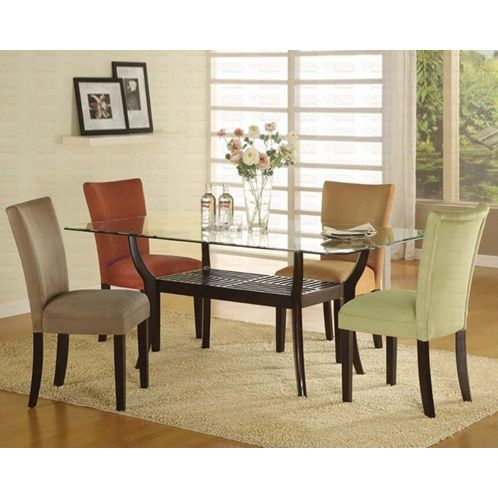 Wildon Home Morro Bay Rectangular Dining Table In Birch Wood