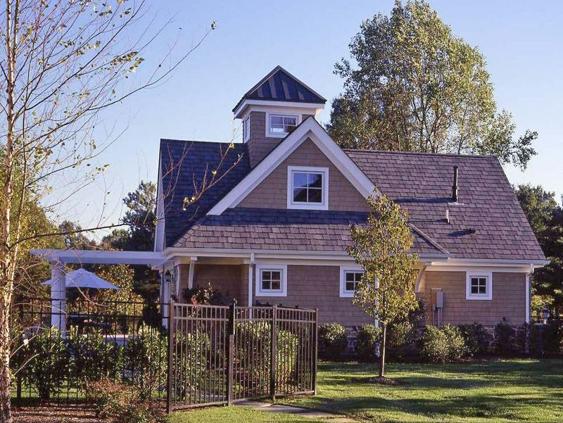Homes With Cupola Pool House With Cupola Home