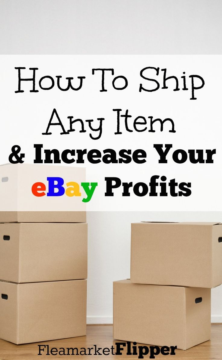 How to package and ship items for ebay ebay selling tips