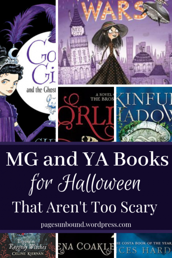 MiddleGrade and YA Books for Halloween That Aren't Too Scary is part of Middle grade books, Middle grades, Ya books, Grade book, Books, Book blogger - Middle Grade Books Begone, the Raggedy Witches by Celine Kiernan Years ago, Aunty ran with Mup and her mam, taking them from the realm of the witches across the border to the human world  Now Aunty…