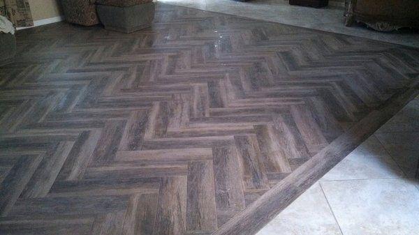 porcelain tile wood plank