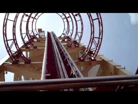 Pin On Amusement Park Rides That Look Awesome