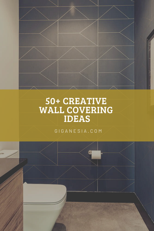 50 Creative Wall Covering Ideas For Your Home Coverings