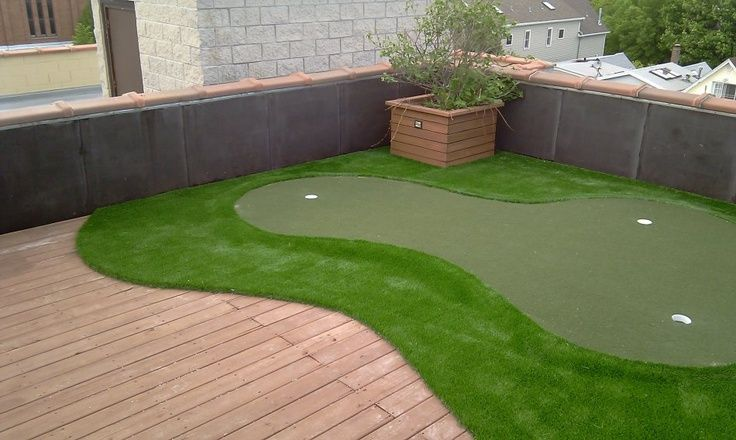 Golf & Putting Green Installations | How To Build A ...