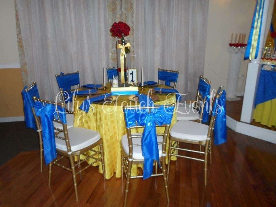 Beauty And The Beast Quincea 241 Era Party Ideas In 2019