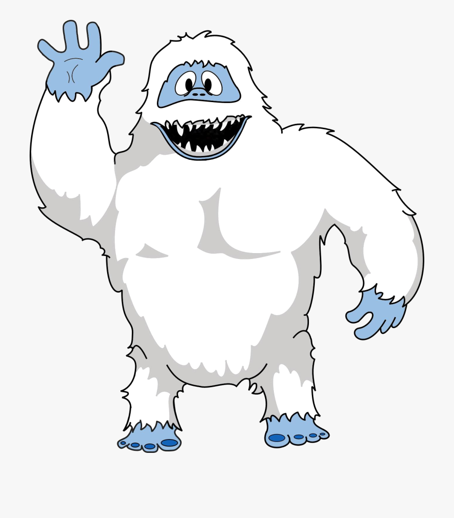 Download and share Yetis Transparent Abominable Snowman