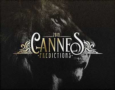 "Check out new work on my @Behance portfolio: ""Cannes Predictions, Leo Burnett""…"
