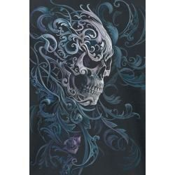 Photo of Spiral Rococo Skull T-Shirt Spiral Direct