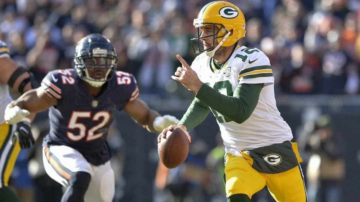 Packers vs. Bears score Live updates, game stats