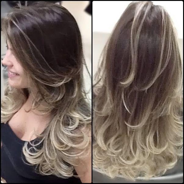 Como Fazer Ombre Hair Passo A Passo Pesquisa Google Mels