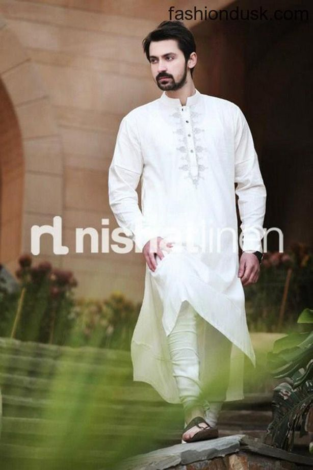 Mehndi Kurta For Mens : Latest men shalwar kameez designs kurta