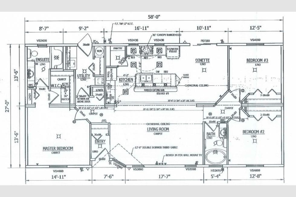 Bathmaster Nanaimo the kelowna 2016 - gordon's homes sales - modular homes for sale