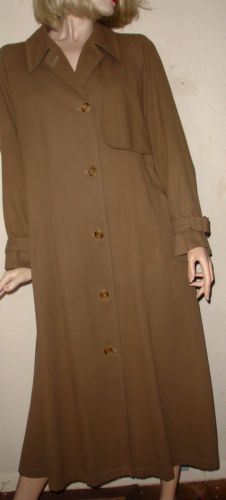 Austin Reed Vtg Brown Trench Coat Women 039 S Medium Sz 14uk Made In England Vgc Trench Coats Women Brown Trench Coat Women Brown Trench Coat