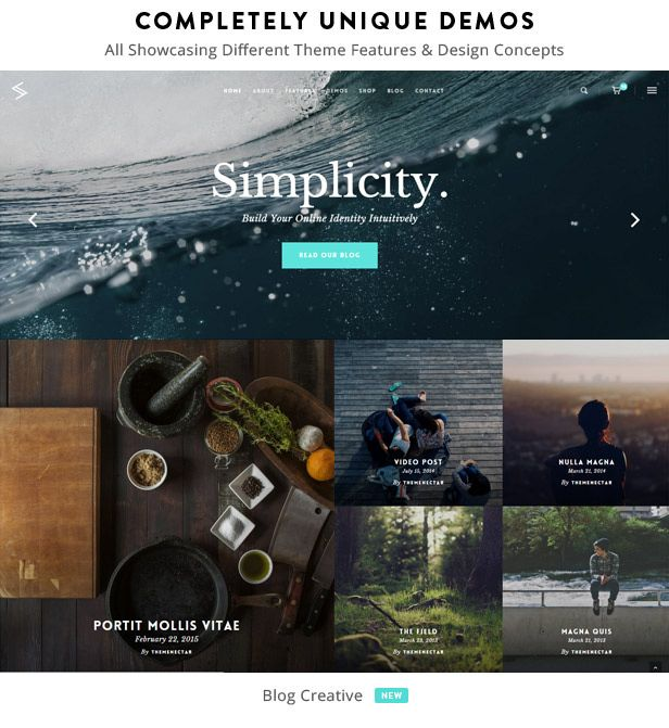 Salient – Amazing Responsive Multi-Purpose Theme » Responsive Web ...