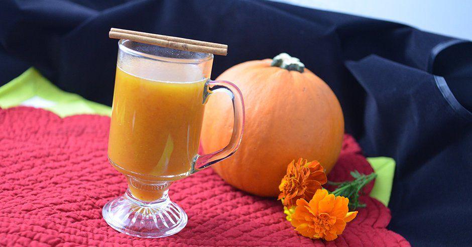 Boozy Pumpkin Cider (30In30 Day #17)