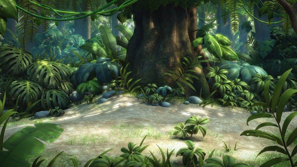 3d tree model cartoon Google Search