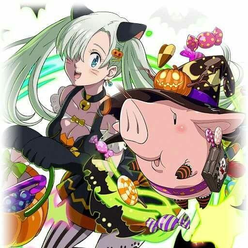 Pin de Alyssa Austin em Anime | Nanatsu, Sete pecados ...