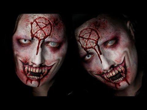 vampire special fx halloween makeup tutorial see special