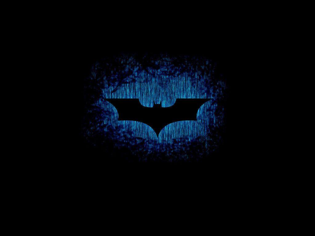 Batman Sign Logo Dark Minimal K Wallpaper